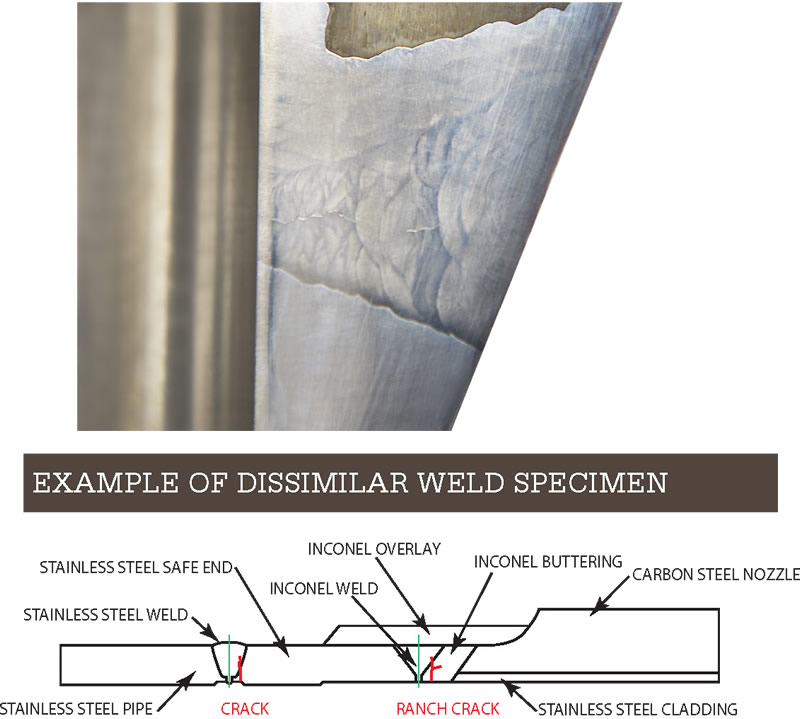 Dissimilar Welds